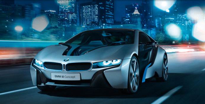 2015 BMW i8 is an Icon of Progress...