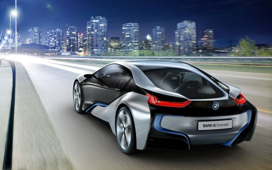 The BMW i8 is a Plug-in Hybrid Sports Car Developed by BMW.