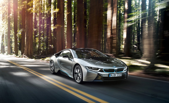 BMW i8 Overview...