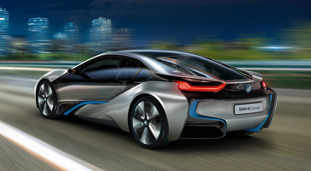 BMW Announces Complete 2014 i8 Pricing..., Including All Options...